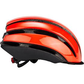 Giro Aspect Fietshelm, glowring red